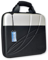 3L bagage-etiketten ft 40 x 165 mm, pak van 4 stuks