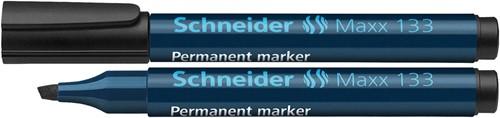 Schneider permanent marker Maxx 133 zwart