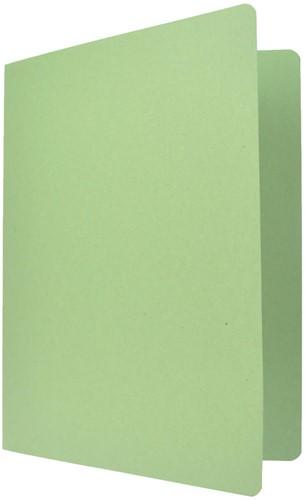Class'ex dossiermap, ft 24 x 34,7 cm (voor ft folio), groen