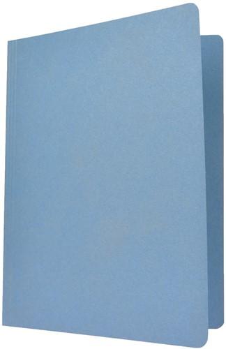 Class'ex dossiermap, ft 24 x 32 cm (voor ft A4), blauw