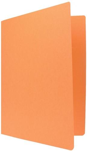 Class'ex dossiermap, ft 24 x 32 cm (voor ft A4), oranje