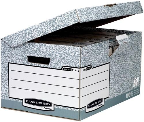 Fellowes Containerdoos Flip Top Maxi