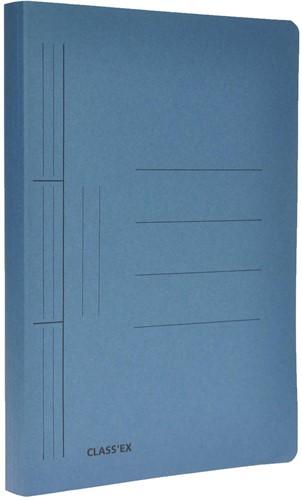 Class'ex hechtmap, ft 25 x 32 cm (voor ft A4), blauw-2