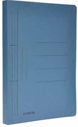 Class'ex hechtmap, ft 25 x 32 cm (voor ft A4), blauw