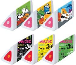 Maped gum Pyramide Tatoo, doos van 24 stuks