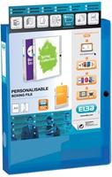 Elba elastobox Polyvision blauw