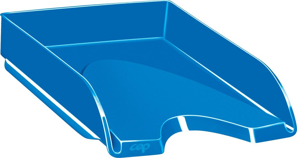 Gloss by CEP brievenbakje A4, blauw