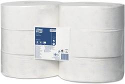 Tork toiletpapier Jumbo, 2-laags, systeem T1, pak van 6 rollen