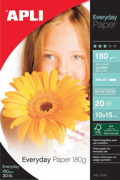 Apli Kids Fotopapier 12081