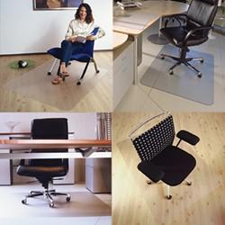 Floortex vloermat Cleartex Ultimat, voor harde oppervlakken, rechthoekig, ft 120 x 134 cm