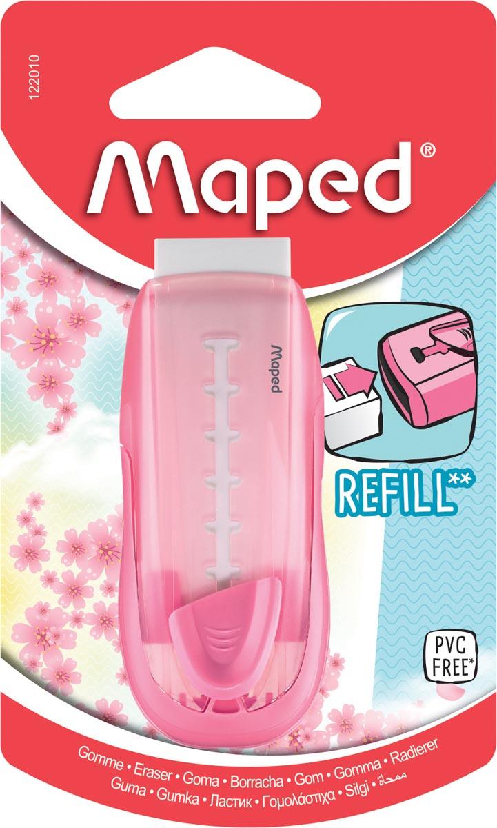 Maped gum Universal Collector, pastel kleuren, op blister