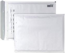 Bong luchtkussenenveloppen ft 270 x 360 mm met stripsluiting, wit, doos van 100 stuks