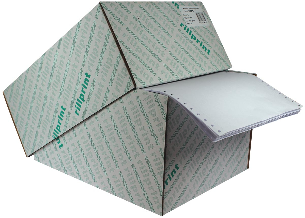 Blanco papier ft 240 mm x 12 inch (305 mm), 60 g/m²