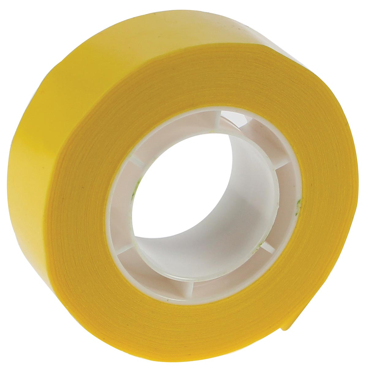Apli plakband ft 19 mm x 33 m, geel