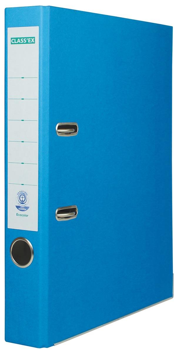 Class'ex ordner Eco, rug van 5 cm, blauw