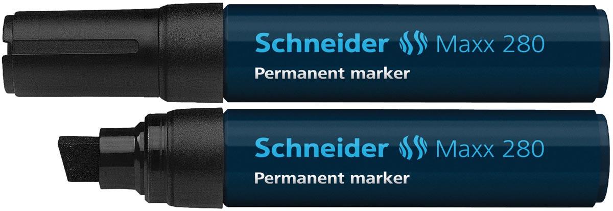 Schneider permanent marker Maxx 280 zwart