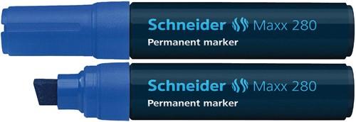 Schneider permanent marker Maxx  280 blauw