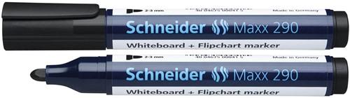 Schneider Whiteboardmarker 290 zwart