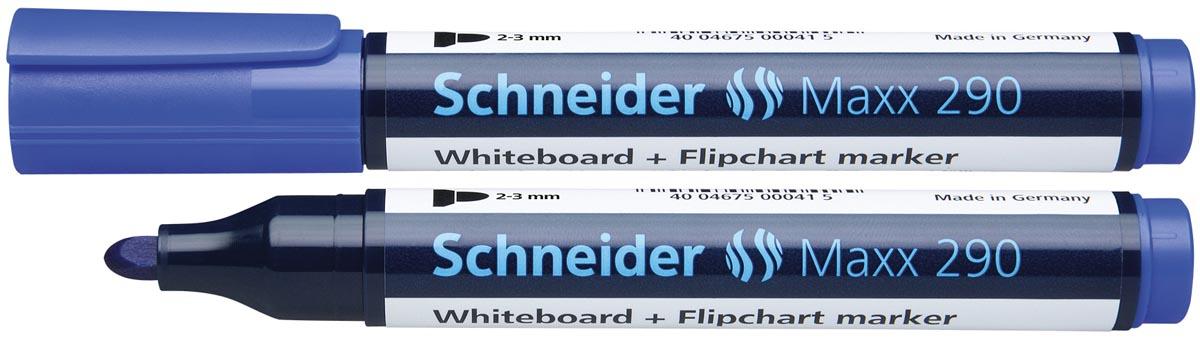 Schneider Whiteboardmarker 290 blauw