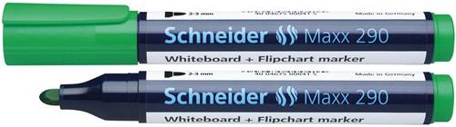 Schneider Whiteboardmarker 290 groen