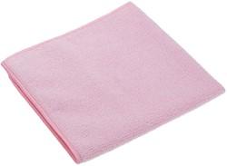 Vileda microvezeldoek MicroTuff, roze, pak van 5 stuks
