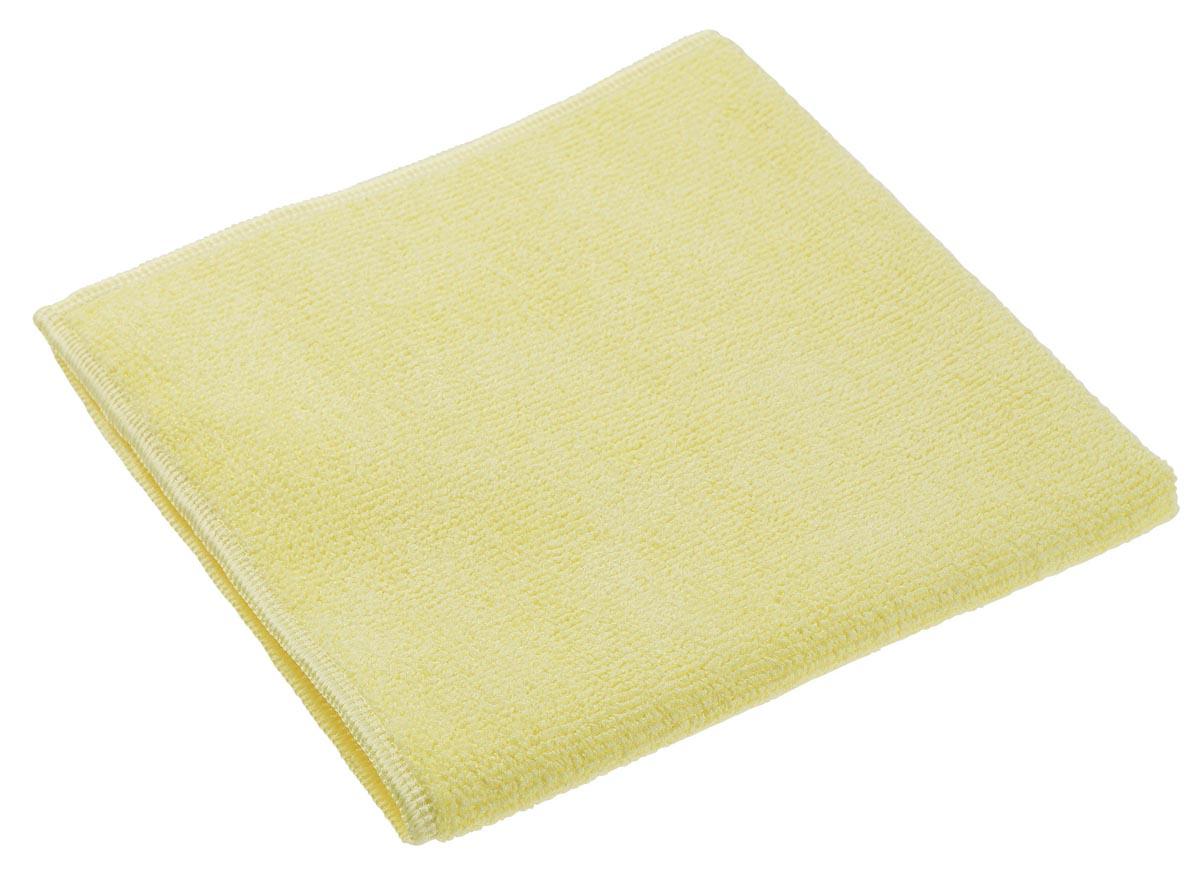 Vileda microvezeldoek MicroTuff, geel, pak van 5 stuks