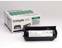 Lexmark Tonercartridge zwart return program - 20000 pagina's - 12A6835