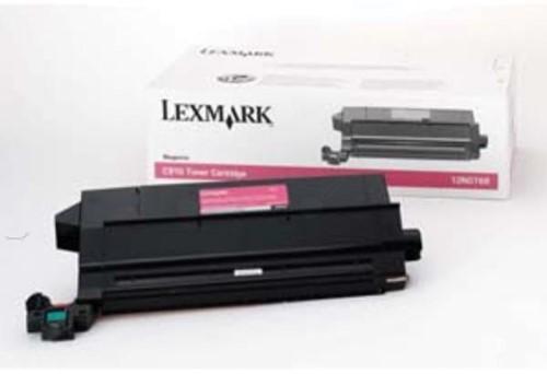 Lexmark Toner Kit magenta - 14000 pagina's - 12N0769