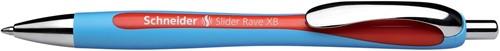 Schneider Balpen Slider Rave XB rood