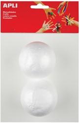 Apli isomobol, diameter 70 mm, blister met 2 stuks