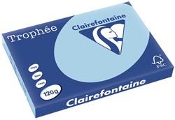Clairefontaine Trophée Pastel A3 blauw, 120 g, 250 vel