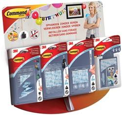 Command display met 30 ophanghaken