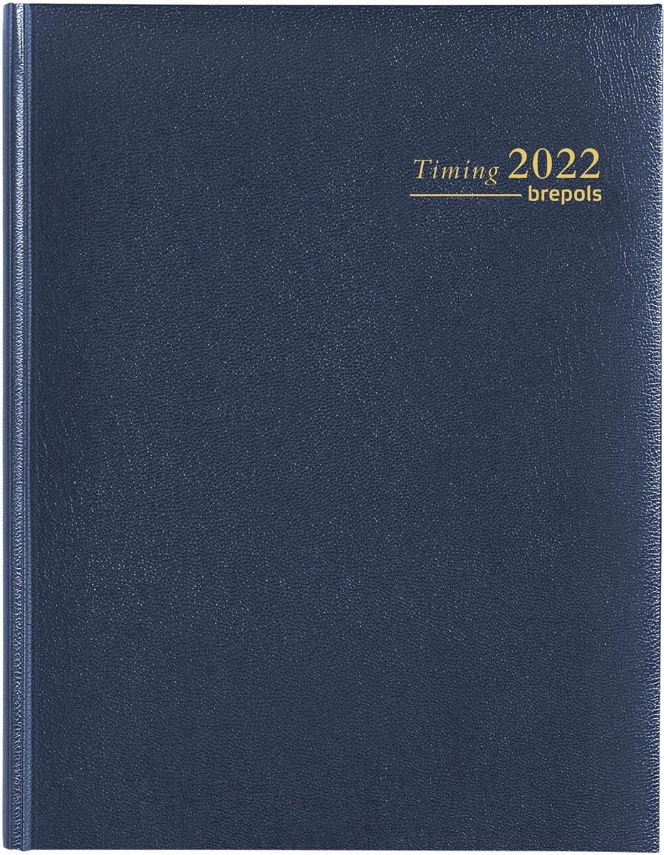 Brepols Timing Lima, blauw, 2022