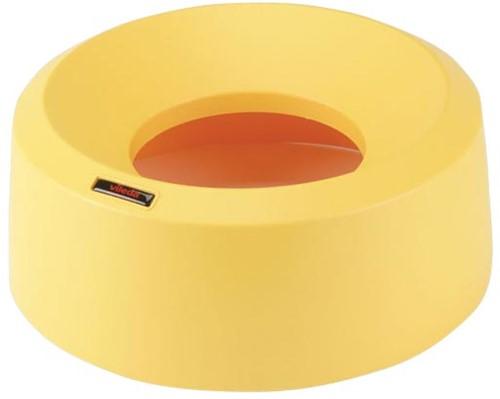 Vileda tunneldeksel Iris, geel