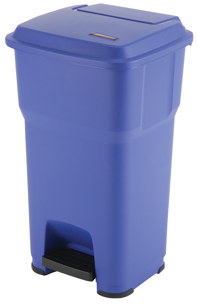 Vileda pedaalemmer Hera 60 l, blauw
