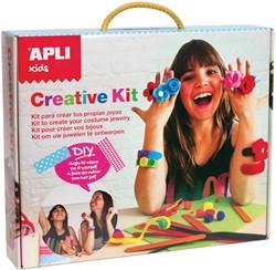 Apli Kids knustelkoffer voor juwelen