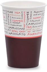 Drinkbeker uit karton, 180 ml, pak van 2500 stuks