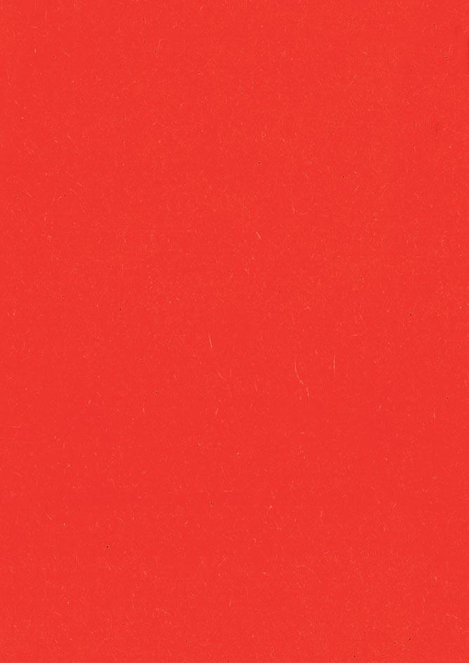 Gekleurd tekenpapier rood