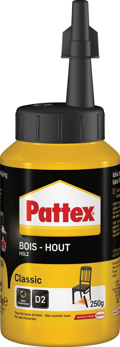 Pattex houtlijm classic 250 g