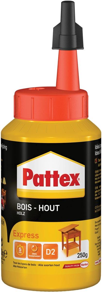 Pattex express houtlijm 250 g