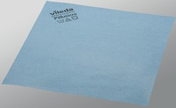Vileda microvezeldoek PVA, blauw, pak van 5 stuks