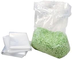 HSM opvangzakken voor papiervernietiger Securio P36 en P36i, pak van 100 zakken