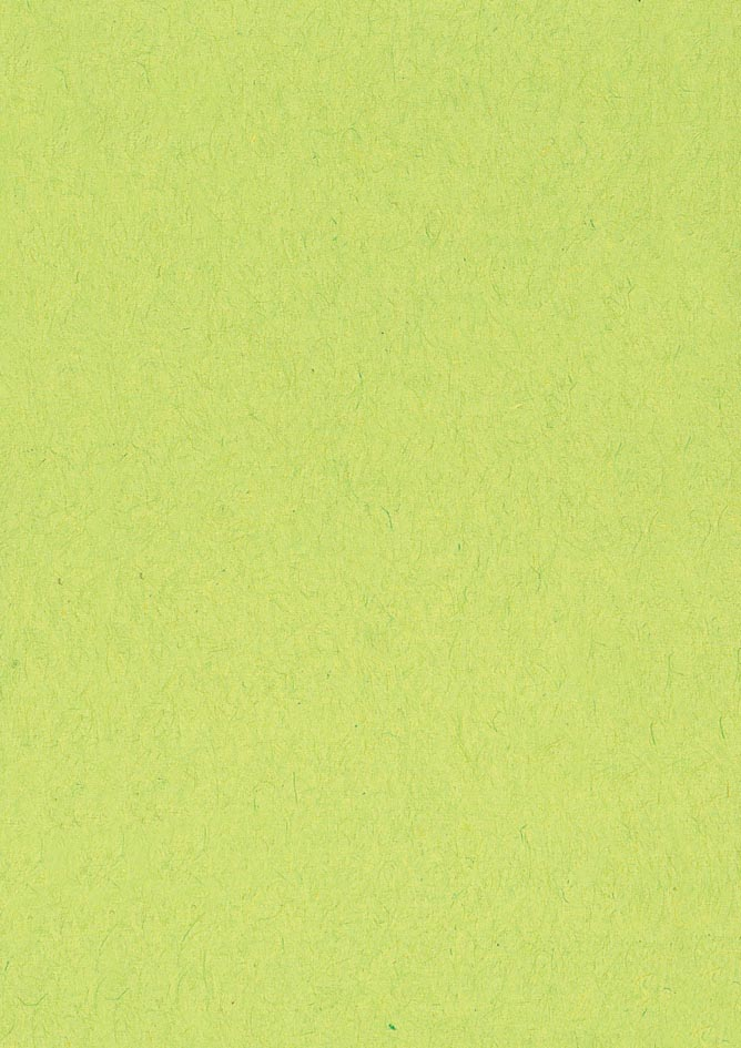 Gekleurd tekenpapier lichtgroen