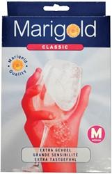 Vileda handschoenen Marigold Classic, medium, rood