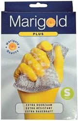 Vileda handschoenen Marigold Plus, small, geel