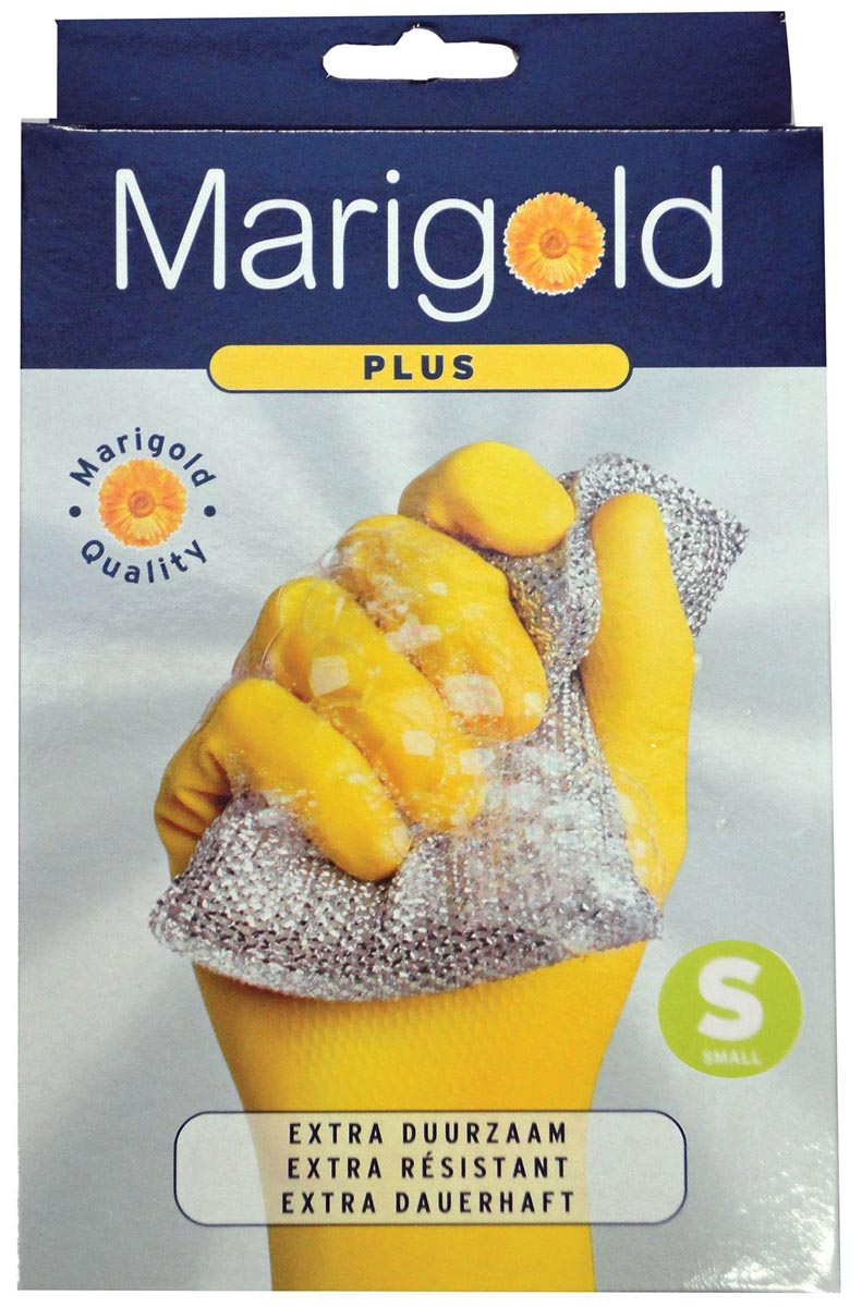Marigold Plus Handschoen Maat S 6,5 1paar