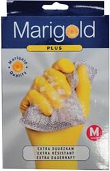 Vileda handschoenen Marigold Plus, medium, geel