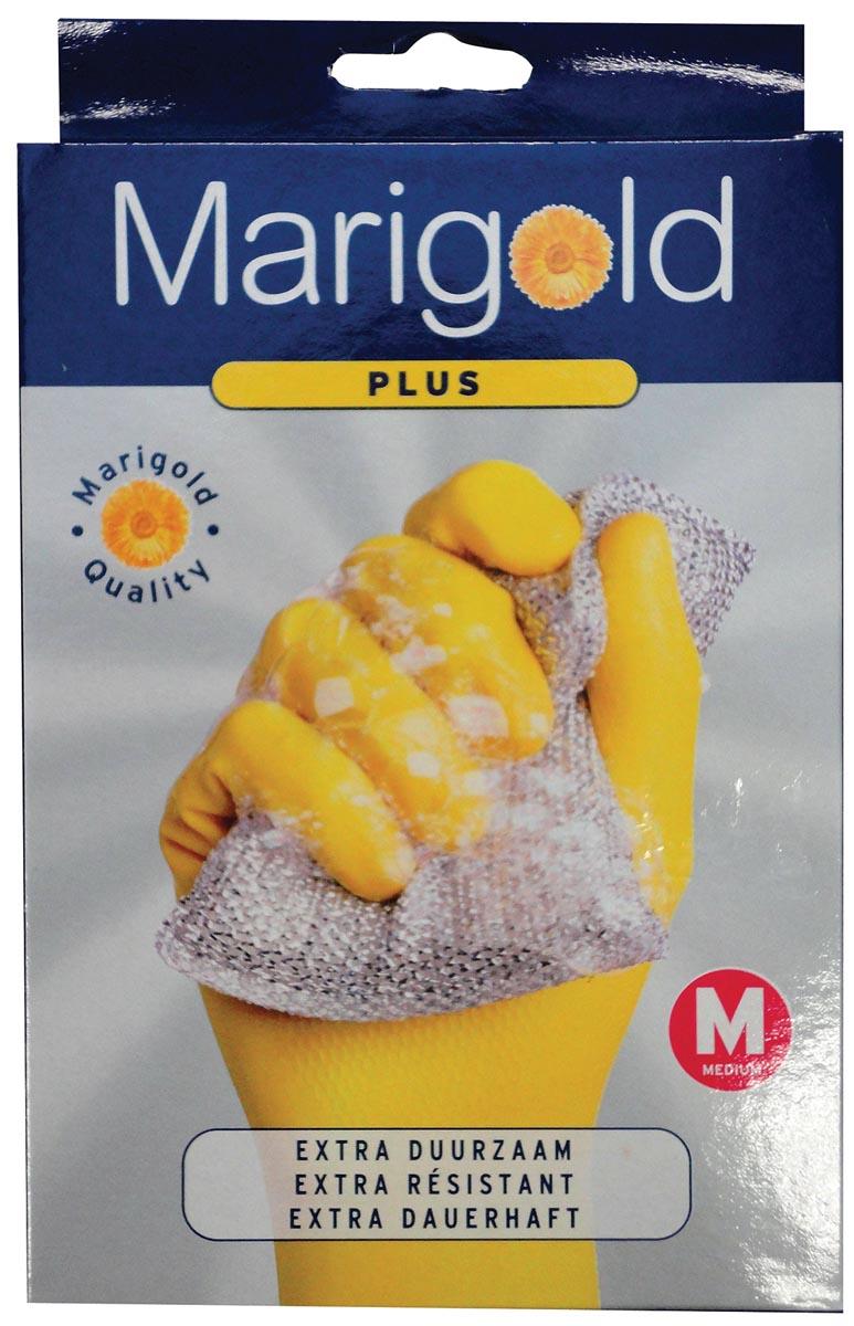 Marigold Plus Handschoen Maat M 7,5 1paar