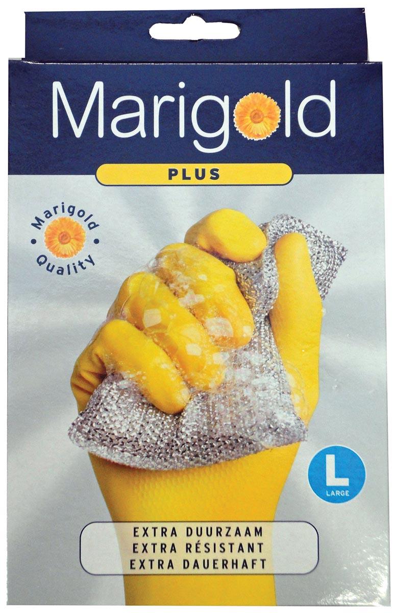 Marigold Plus Handschoen Maat L 8,5 1paar