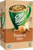 Cup-a-Soup Franse ui, pak van 21 zakjes
